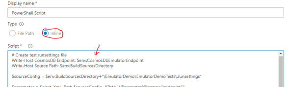 Testing with Azure CosmosDB Emulator in Azure DevOps CI/CD