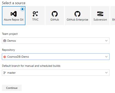 Testing with Azure CosmosDB Emulator in Azure DevOps CI/CD